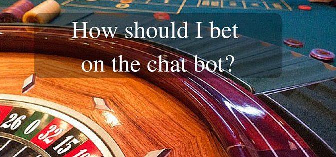 チャットボットのビジネスモデルへの張り方を考える