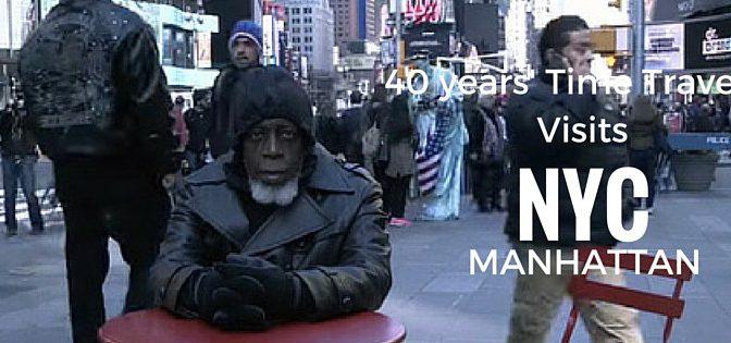 40年後の未来へタイムスリップ疑似体験・・・